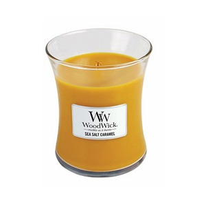 [해외]우드윅 Sea Salt Caramel - Medium  WoodWick