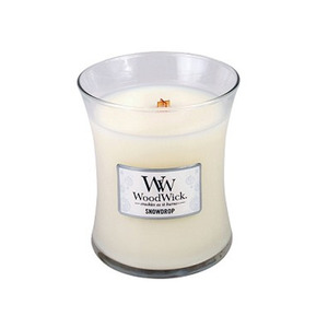 [해외]우드윅 Snowdrop -Medium WoodWick